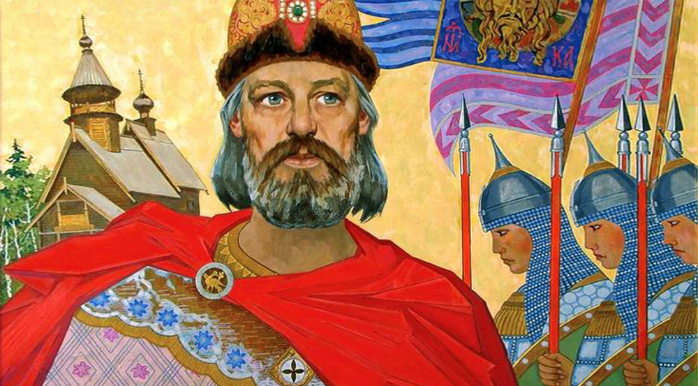Yaroslav the Wise - Prince of Kyiv