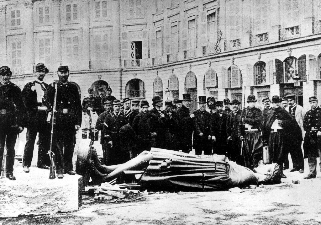 A Short History of the Paris Commune - RLS Geneva