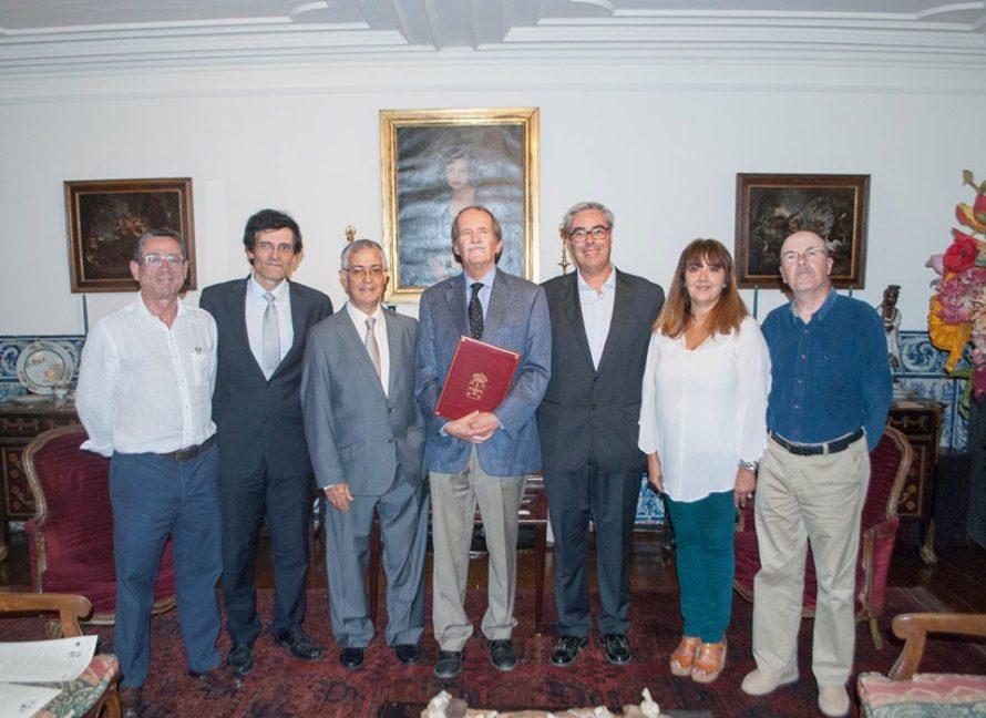 Fundação Oureana celebra protocolo com a Fundação Amália Rodrigues