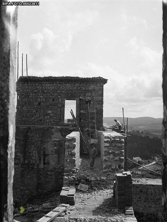 May be a black-and-white image of outdoors